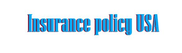 Insurance policy USA