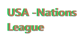USA -Nations League