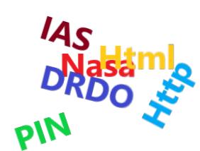 Full Form- फुल फॉर्म हिंदी Hindi में