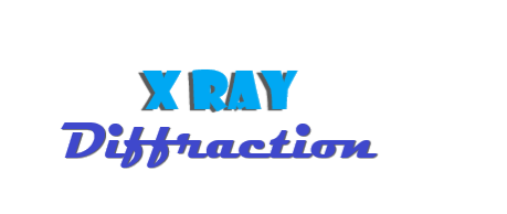 X ray diffraction in hindi