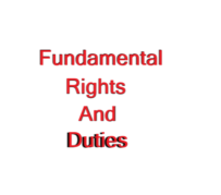 undamental rights and duties